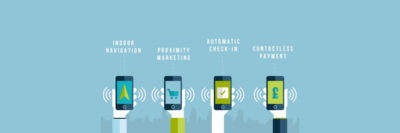 beacon per il proximity marketing